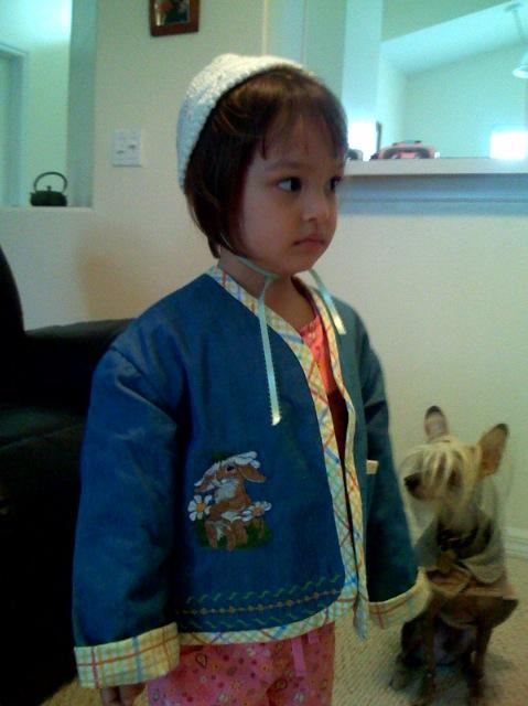 Jacketgirl